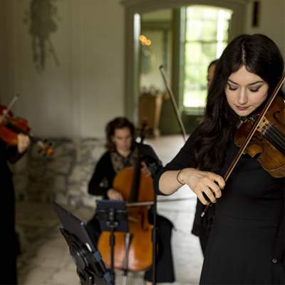 The Dutch String Quartet - Scarlett Arts Muziek